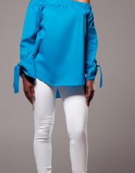 Long Sleeve Cold Shoulder Top - Critique' Boutique
