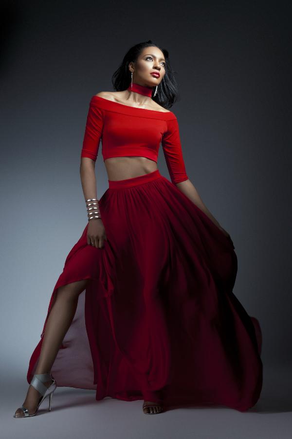 Two Piece Long Skirt Set – Critique' Boutique