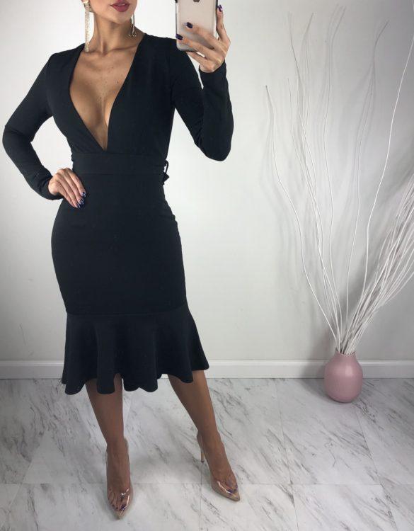The Simply You Little Black Dress - Critique' Boutique