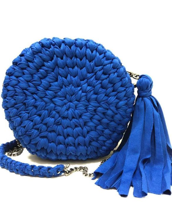 Handmade Bohemian Style Crossbody Bag -Critique' Boutique